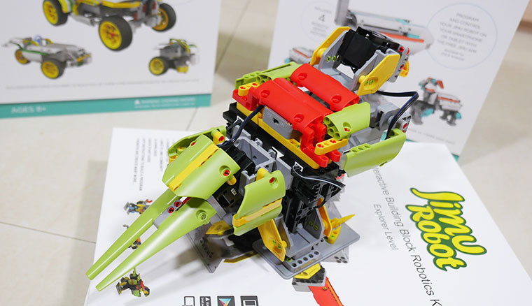 Jimu 積木機器人 (20)