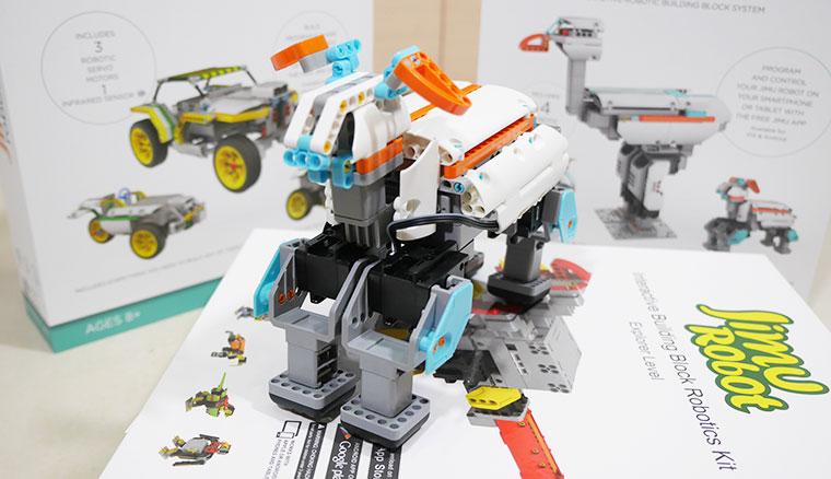 Jimu 積木機器人 (23)