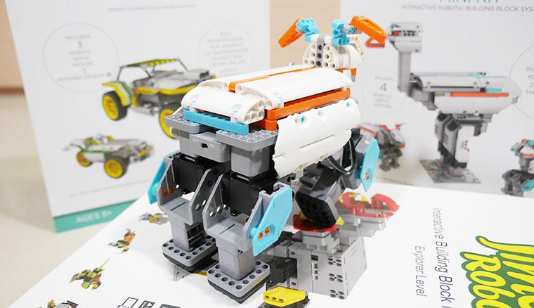 Jimu 積木機器人 (25)