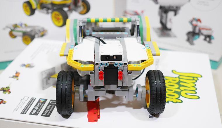 Jimu 積木機器人 (31)