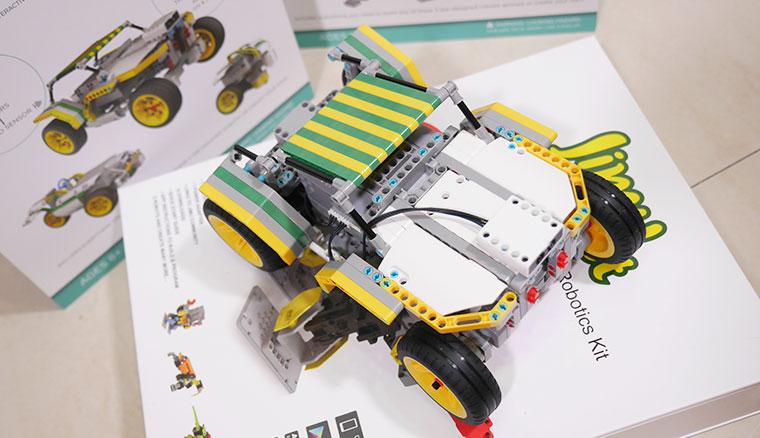 Jimu 積木機器人 (33)