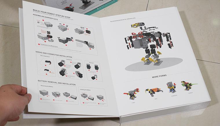 DIY組裝超好玩、跳脫傳統框架!JIMU積木機器人開啟孩子的智慧學習生活