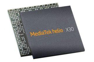 聯發科Helio X30處理器進入量產,終端裝置預計第二季陸續推出 @LPComment 科技生活雜談