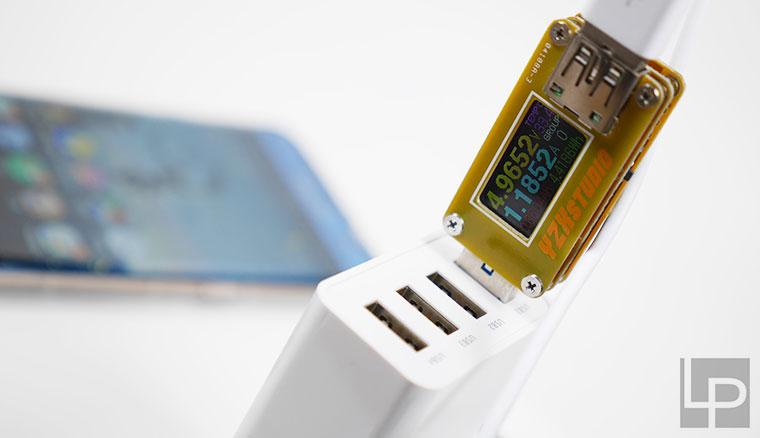 一個充電器就能幫四個USB裝置充電:WIZ PowerQube開箱動手玩