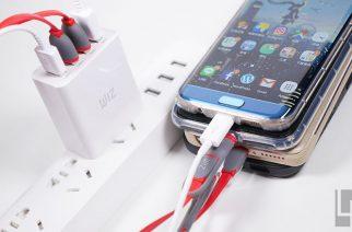 一個充電器就能幫四個USB裝置充電:WIZ PowerQube開箱動手玩 @LPComment 科技生活雜談