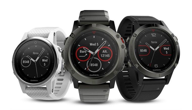 Garmin在台推出fēnix 5系列GPS運動錶 @LPComment 科技生活雜談