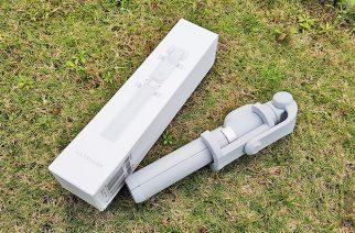 小米支架式自拍杆開箱動手玩:自拍棒、藍牙遙控、三腳架 3 in 1 @LPComment 科技生活雜談