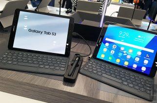 三星雙平台平板新品:Galaxy Tab S3、Galaxy Book動手玩 @LPComment 科技生活雜談