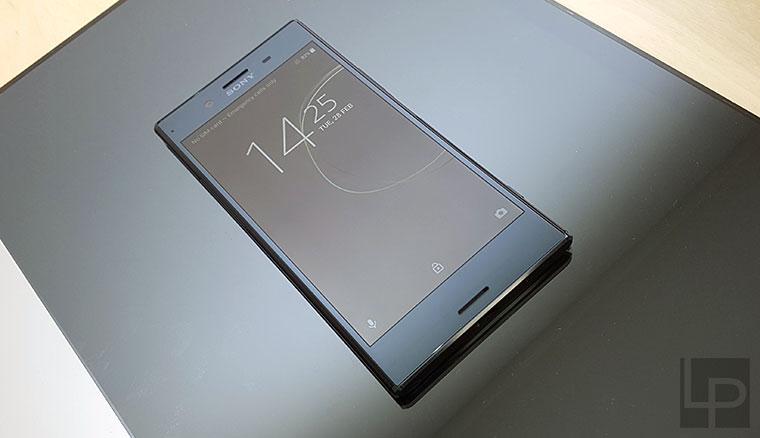 鏡面金屬複合工藝的新高度:Sony Xperia XZ Premium鏡銀、鏡黑外型圖集