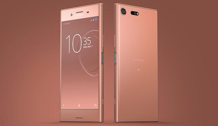 Sony Xperia XZ Premium追加「鏡粉」新色,六月底上市