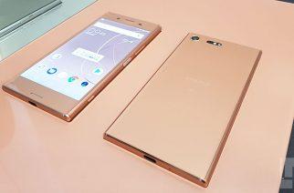 Sony Xperia XZ Premium「鏡粉」新色實機動手玩 @LPComment 科技生活雜談