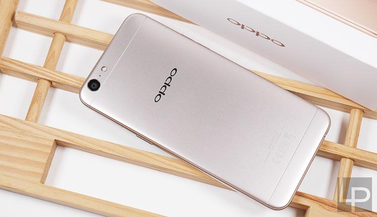 16MP自拍、極速指紋辨識!高CP值手機OPPO A57開箱
