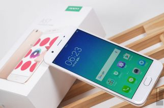 16MP自拍、極速指紋辨識!高CP值手機OPPO A57開箱 @LPComment 科技生活雜談