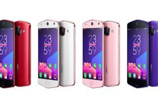 美圖M8自拍手機發表,Hello Kitty與美少女戰士特別版同步登場 @LPComment 科技生活雜談