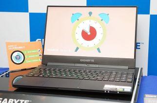 GIGABYTE  AERO 15電競筆電在台發表:主打高效、多彩、輕薄 @LPComment 科技生活雜談