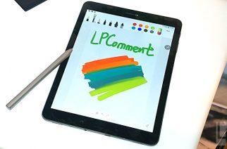 支援S Pen與AKG四喇叭:Samsung Galaxy Tab S3在台發表 @LPComment 科技生活雜談