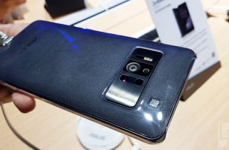 8GB RAM的AR/VR手機ASUS ZenFone AR預計6月在台推出 @LPComment 科技生活雜談