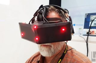 動眼看/宏碁展出StarVR以及對應Windows Holographic平台的MR混合實境裝置 @LPComment 科技生活雜談
