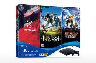 PS4 HITS Bundle同捆組5/12上市,內含Horizon Zero Dawn等三款遊戲 @LPComment 科技生活雜談