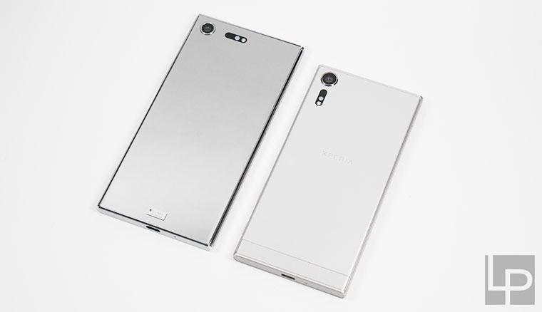 Sony Xperia XZ Premium實測(一):開箱、外型、效能