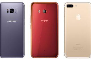 HTC U11 / Samsung S8 / iPhone 7 Plus相機實拍比較 @LPComment 科技生活雜談