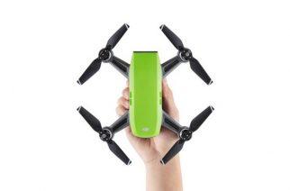 DJI最小空拍機Spark 可於手掌起飛、用手勢操作拍照 @LPComment 科技生活雜談
