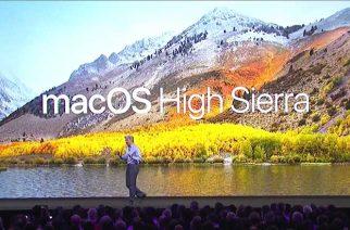 蘋果發表MacOS新版本High Sierra:加入對外接GPU的支援,同時支援VR裝置 @LPComment 科技生活雜談