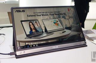 華碩開賣15.6吋輕薄USB-C行動外接螢幕ZenScreen MB16AC @LPComment 科技生活雜談