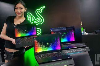 雷蛇展示新一代Razer Blade雷蛇靈刃系列電競筆電,並交由精技獨代 @LPComment 科技生活雜談
