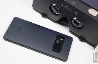 AR+VR一機兩顧!ASUS ZenFone AR開箱、外型、效能實測 @LPComment 科技生活雜談