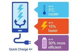高通發表Quick Charge 4+(QC4+)快充技術,更快更安全 @LPComment 科技生活雜談