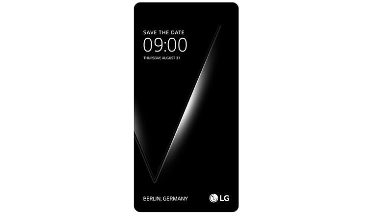樂金宣布8/31舉辦IFA展前發表會,LG V30可望現身