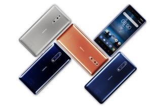 諾基亞首款旗艦Nokia 8正式發表,配備13MP蔡司雙鏡頭並支援前後同時拍攝功能 @LPComment 科技生活雜談