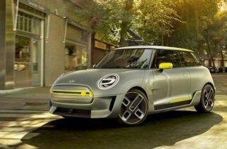 Mini公布Electric Concept純電動車,預計2019量產 @LPComment 科技生活雜談