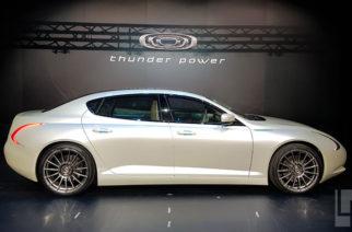 Thunder Power Sedan電動車正式在台亮相,本地售價約245萬!另有全球限量488輛的豪華限量版 @LPComment 科技生活雜談