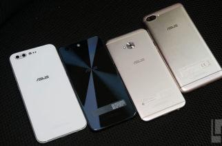 總共5+1款的龐大陣容!ASUS ZenFone 4全系列新機動手玩! @LPComment 科技生活雜談