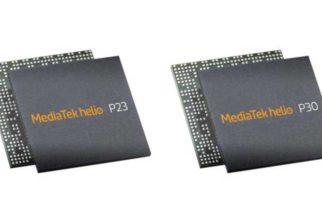 主力產品再進化:聯發科將於第四季推出Helio P23與Helio P30處理器 @LPComment 科技生活雜談
