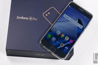 ASUS ZenFone 4 Pro開箱實測:集雙鏡頭與強大規格於一身的新世代華碩旗艦 @LPComment 科技生活雜談