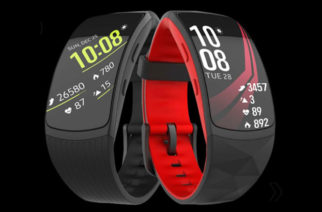疑Samsung Gear Fit 2 Pro圖片現身,傳將支援Spotify離線播放與游泳記錄功能 @LPComment 科技生活雜談