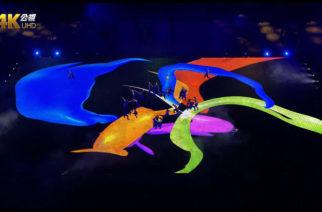 世大運地面螢幕怎麼做的?1200平方公尺巨型LED螢幕 @LPComment 科技生活雜談