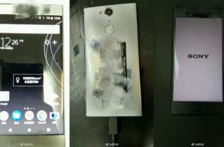 疑Sony XZ1、XZ1 Compact、X1實機曝光!採後置指紋辨識與Android 8.0系統版本 @LPComment 科技生活雜談