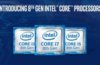 首度導入10nm製程,Intel正式公布第8代Core i系列處理器 @LPComment 科技生活雜談