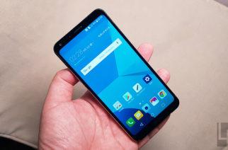 入門款18:9 FullVision全面屏美型手機:LG Q6動手玩 @LPComment 科技生活雜談
