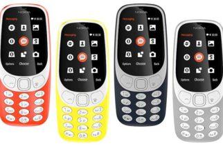 3G版的新款Nokia 3310發表,預計10月在台灣等全球市場開賣 @LPComment 科技生活雜談