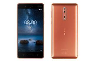 Nokia 8新色「光箔銅」登台,11/1起在遠傳與聯強通路開賣 @LPComment 科技生活雜談