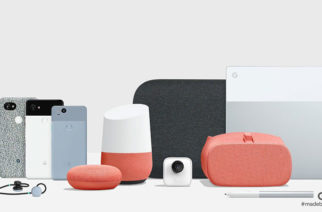 谷歌發表會還有這些:Google Home Mini / Max、Clips、Pixel Buds以及Daydream View改款 @LPComment 科技生活雜談