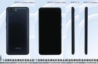 華碩也有18:9全螢幕手機:ASUS X018DC現身工信部資料庫,還內建雙鏡頭+大電池 @LPComment 科技生活雜談