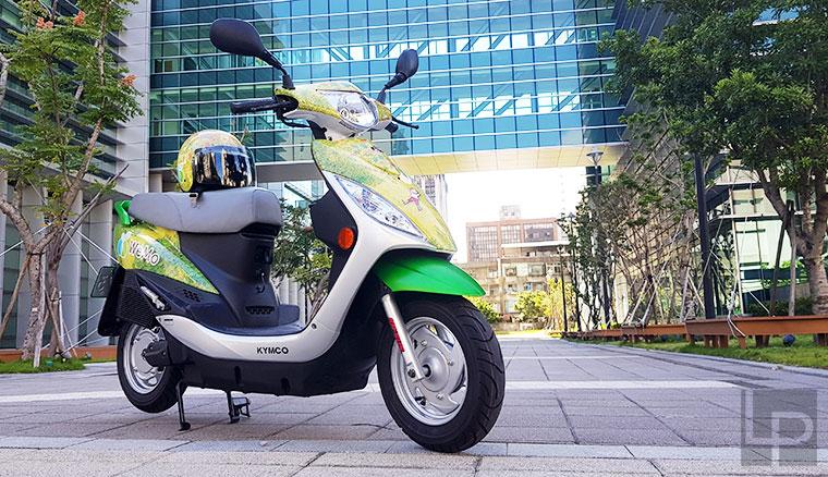 不必買機車了?WeMo Scooter電動機車隨租隨還超方便!推薦好友就能免費騎