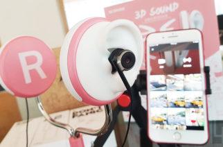 森聲3D全景聲錄音耳機開箱:讓iPhone與PC一秒變身立體聲錄影、直播神器 @LPComment 科技生活雜談