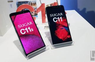 鬼鬼代言SUGAR C11與C11s全螢幕手機平價上市,主打18:9大螢幕與雙前鏡頭(簡單動手玩) @LPComment 科技生活雜談